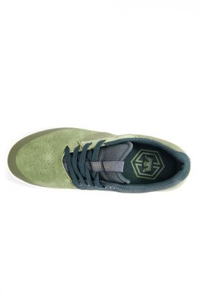 Buty Supra - Shifter Olive/Grey- White