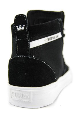 Buty Supra - Stacks Mid Black-White