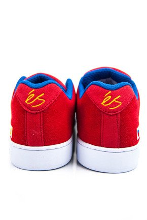 Buty éS  -  Accel Slim Red.Rouge/Blue.Bleu/White.Blanc