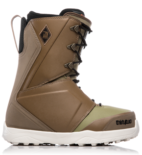 Buty snowboardowe ThirtyTwo - Lashed Bradshaw Brown/Green