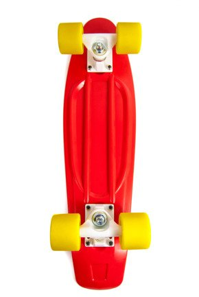 Cruiser Alliance 01 Red/Yellow/White