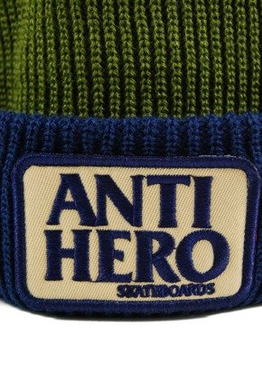 Czapka Anti Hero -Beanie Reserve Path navy