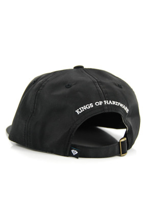 Czapka z daszkiem Diamond Supply Co. - Kings of Hardware black