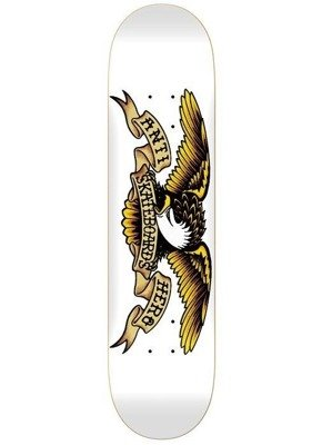 Deck Antihero - Classic Eagle White