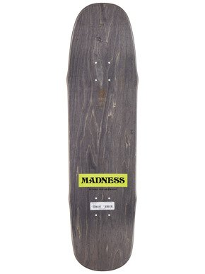 Deck Madness - X-Ray Black/White