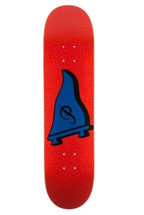 Deck Primitive - Retro Pennant Retro Red