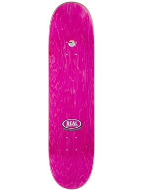 Deck Real - Oval Duofade Renewal Red