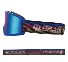 Gogle Dragon DX3 OTG - Gamer/L.Blue Ion + L.Yellow Lens Free