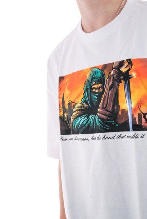 Koszulka DGK - Fear Not white