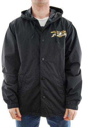 Kurtka Antihero -  Stock Eagle Coaches Jacket Black
