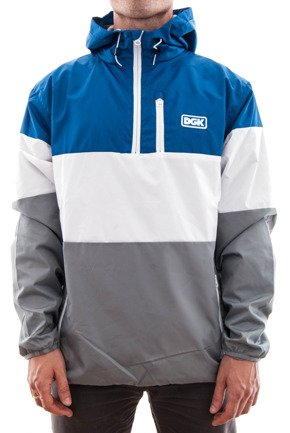 Kurtka DGK - Tri Windbreaker Jacket Navy