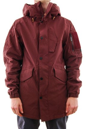 Kurtka snowboardowa ThirtyTwo - Lodger Burgundy