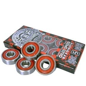 Łożyska Speed Demons ABEC5 Red