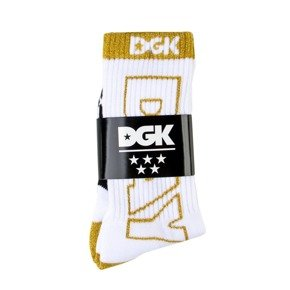 Skarpety DGK - All Day White