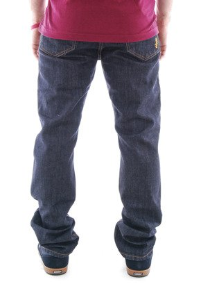 Spodnie Elade - Classic Regular Navy Denim