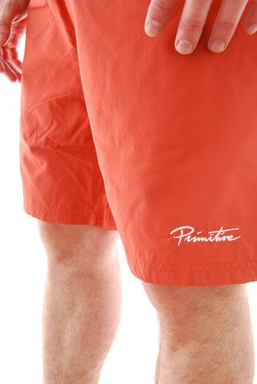 Szorty Primitive - River Trunk Orange